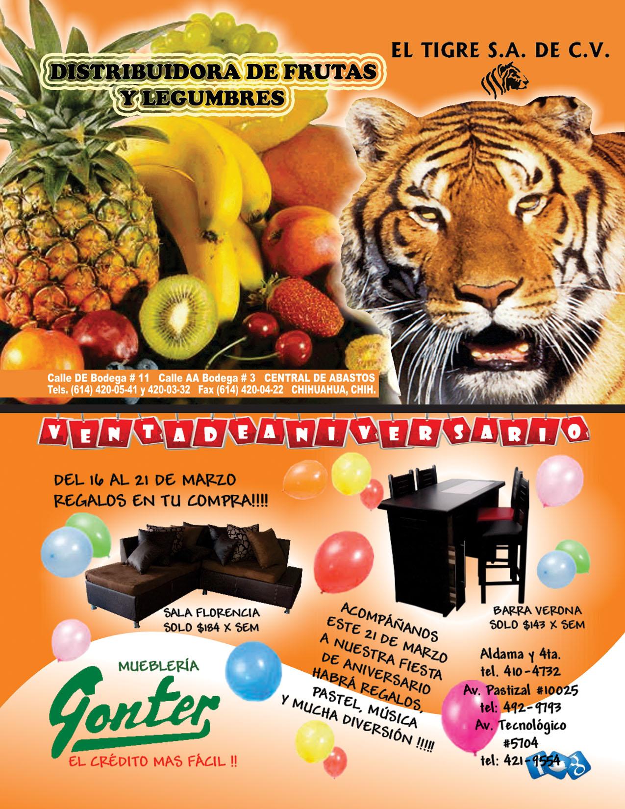 Numero 62 Santa Maria De Los Ni Os A C  # Muebles Boulevard Tigre